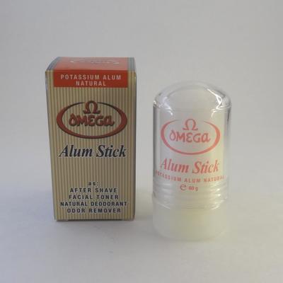 Omega Alum Stick $7.00