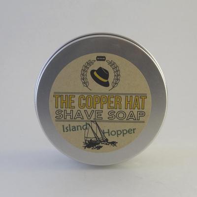 The Copper Hat - Island Hopper $14.00