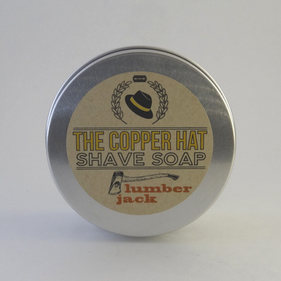 The Copper Hat - Lumber Jack $15.00