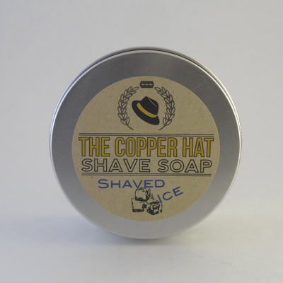 The Copper Hat - Shaved Ice $15.00