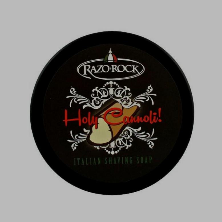 RazoRock Holy Cannoli Italian Shaving Soap $10.00