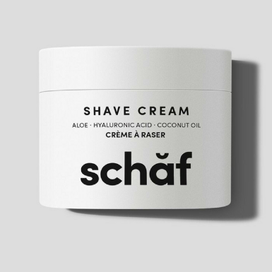 Schaf Skincare Shave Cream (237ml) $35.00