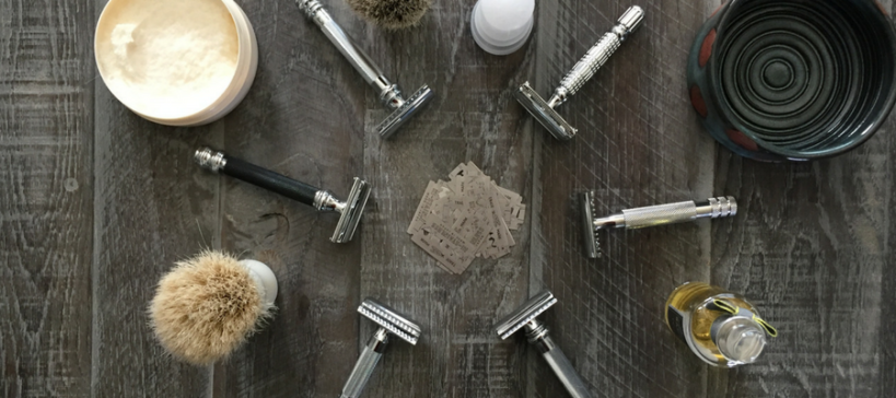 6 Mistakes to avoid with your safety razor blog by Shave Valet Saskatoon, Saskatchewan YXE