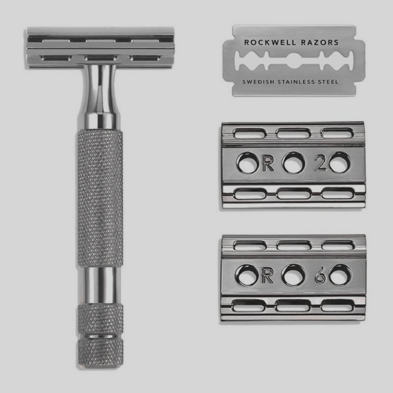 Rockwell Razors 6C Gunmetal (Adjustable) $65.00