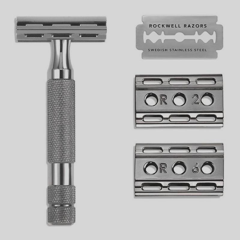 Rockwell Razors 6C Gunmetal (Adjustable) $65.00