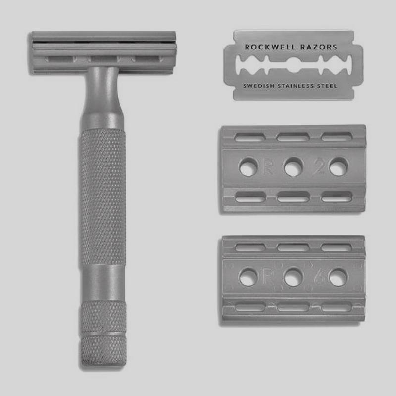 Rockwell Razors 6S Stainless Steel (Adjustable) $130.00