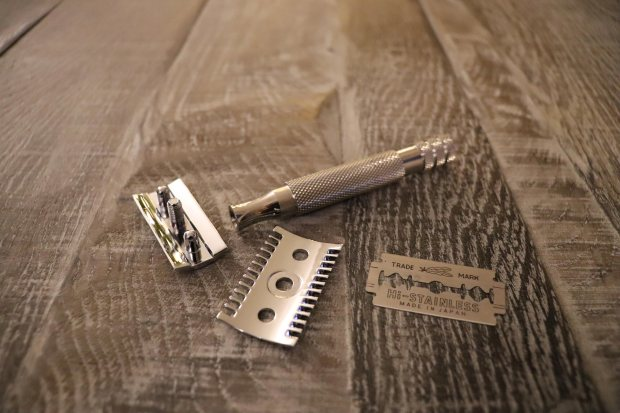 3 Piece Safety Razor