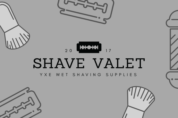 Shave Valet Gift Card. Mobile Wet Shaving Supplies, serving Saskatoon YXE and area.