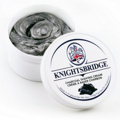 Knightsbridge Charcoal Shaving Cream $20.00