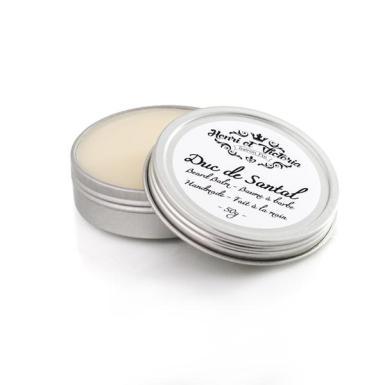 Henri et Victoria Duc de Santal Beard Balm [50 ml] $26.00